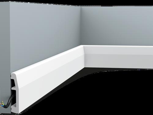 Moderne plint SX125 Orac Decor®