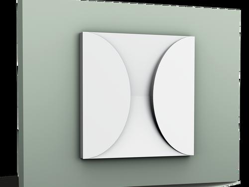 3D element Circle W107 Orac Decor®