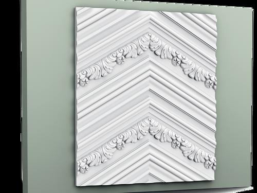Wall covering Chevron W130 Orac Decor® (verticaal)