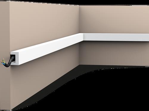 Moderne wandlijst CX190 Orac Decor®